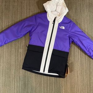NEW North Face Girls Freedom Insulated Jacket